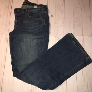 Lucky Brand Sweet N Low Medium Wash Bootcut Jeans